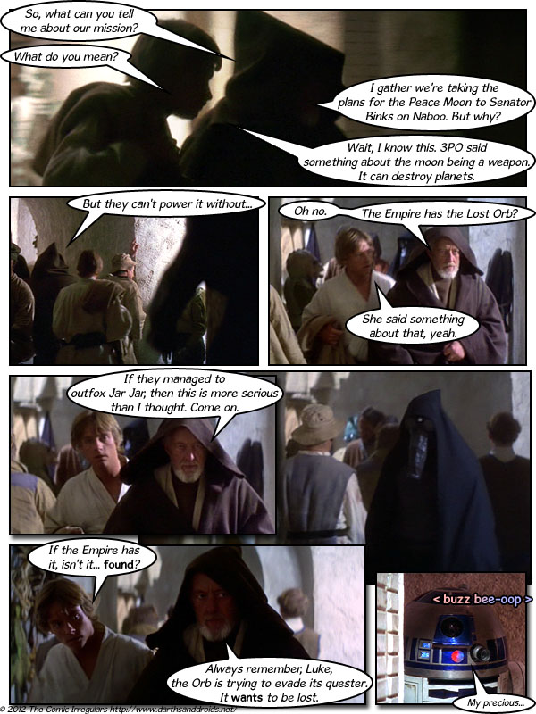 Episode 763: One Does Not Simply Walk Through Mos Eisley