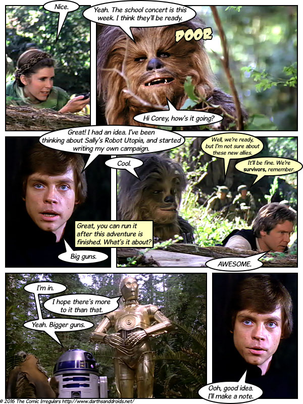 Episode 1397: I Caught a Rare Wookieechu