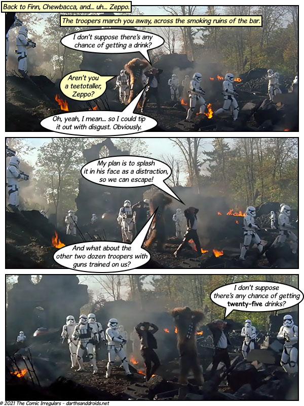 Episode 2066: Arrested Developments