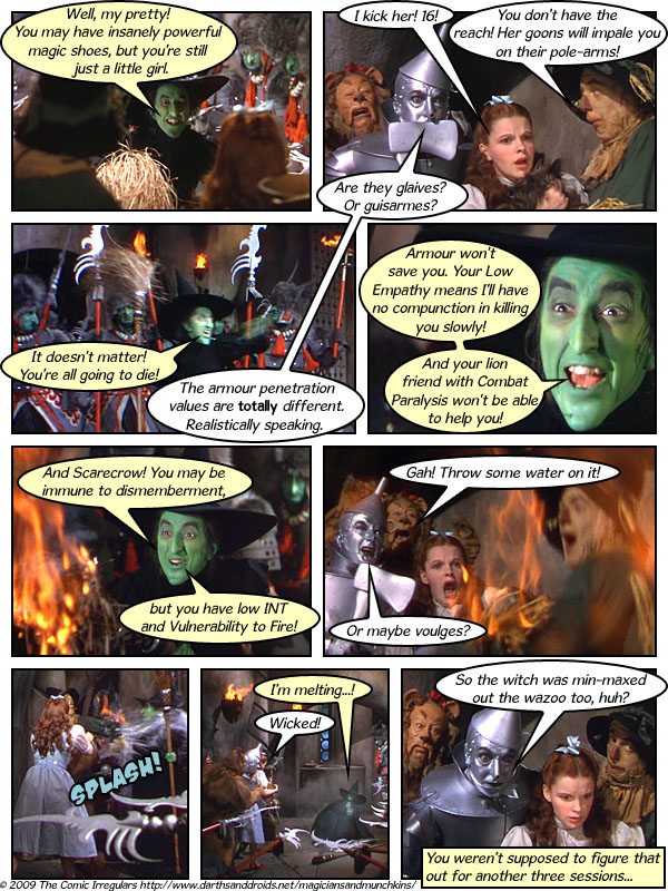 Analect 50: Splash Damage
